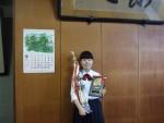 【大会結果報告】島根県英語スピーチコンテストで快挙!