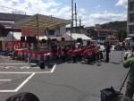 【吹奏楽部】雲南市桜まつり ステージに出演しました!!