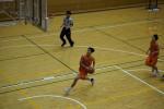 男子バスケットボール部県新人戦