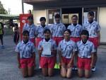 【女子ソフトテニス部】西島杯争奪高校選手権ソフトテニス大会