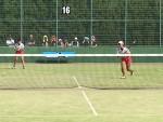 【女子ソフトテニス部】島根県高等学校ソフトテニス選手権大会に参加しました