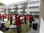 【吹奏楽部】ランチタイムコンサートが開催されました