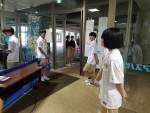 【バスケット部】スサノオマジックの試合運営ボランティア