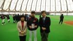 【男子ソフトボール】島根県庁と教育庁を表敬訪問しました